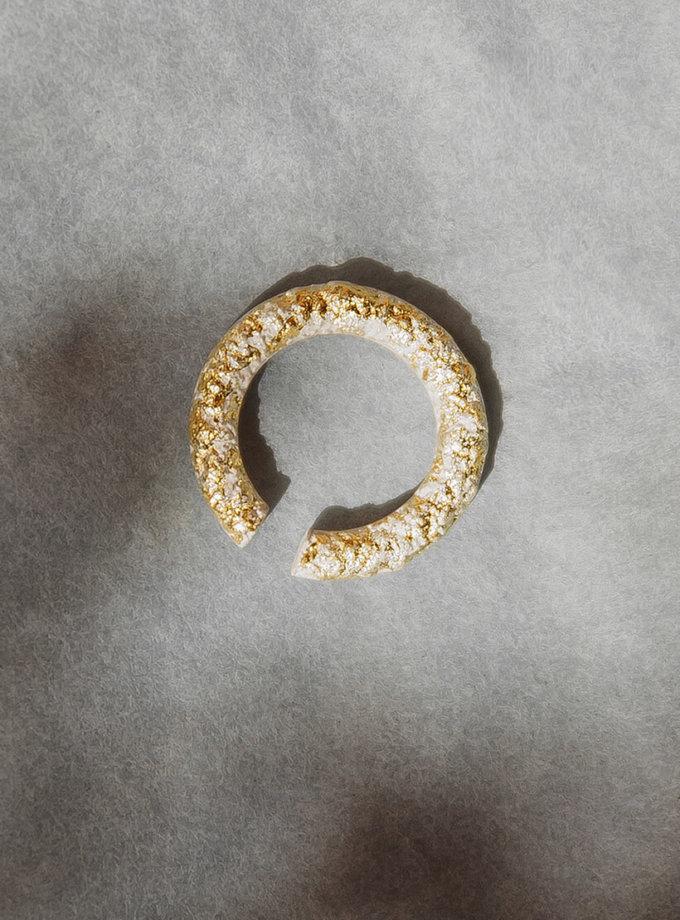 Кольцо или кафф с позолотой MINI LGV_leela001, фото 1 - в интеренет магазине KAPSULA