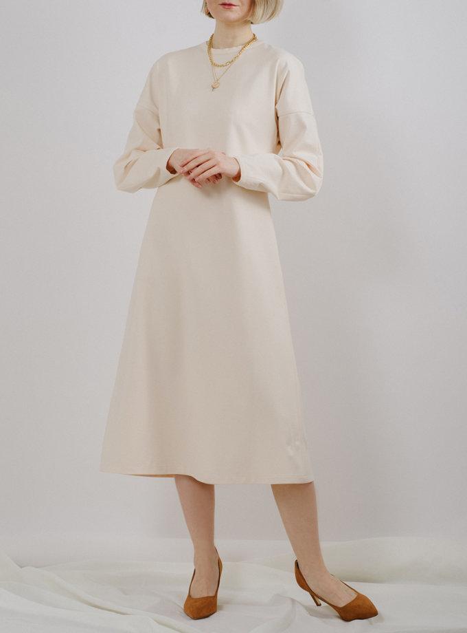 Платье свободного кроя MNTK_MTF208, фото 1 - в интернет магазине KAPSULA