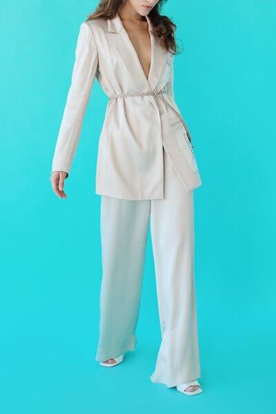 Костюм в пижамном стиле SAYYA_SS1030, фото 1 - в интеренет магазине KAPSULA