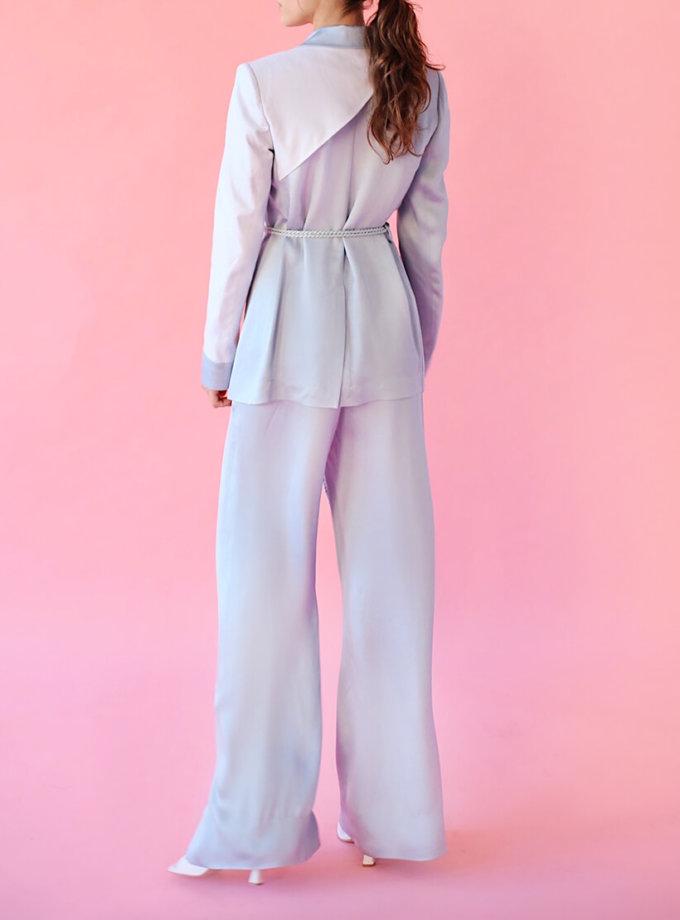 Костюм в пижамном стиле SAYYA_SS1030-1, фото 1 - в интернет магазине KAPSULA