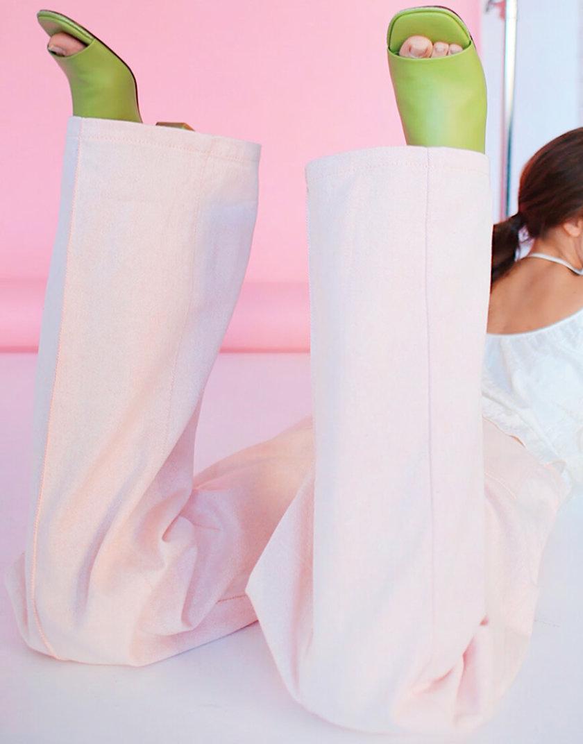 Джинсы прямого кроя SAYYA_SS1033-2, фото 1 - в интернет магазине KAPSULA