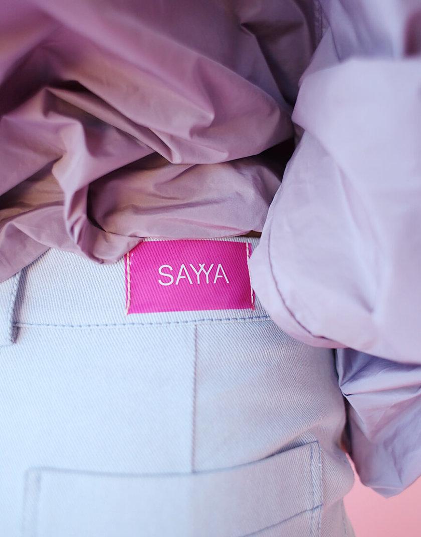 Джинсы прямого кроя SAYYA_SS1033, фото 1 - в интернет магазине KAPSULA