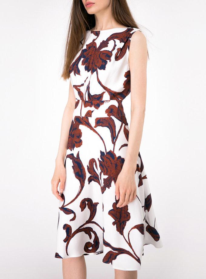 Легкое платье А-силуэта SHKO_16030006, фото 1 - в интернет магазине KAPSULA