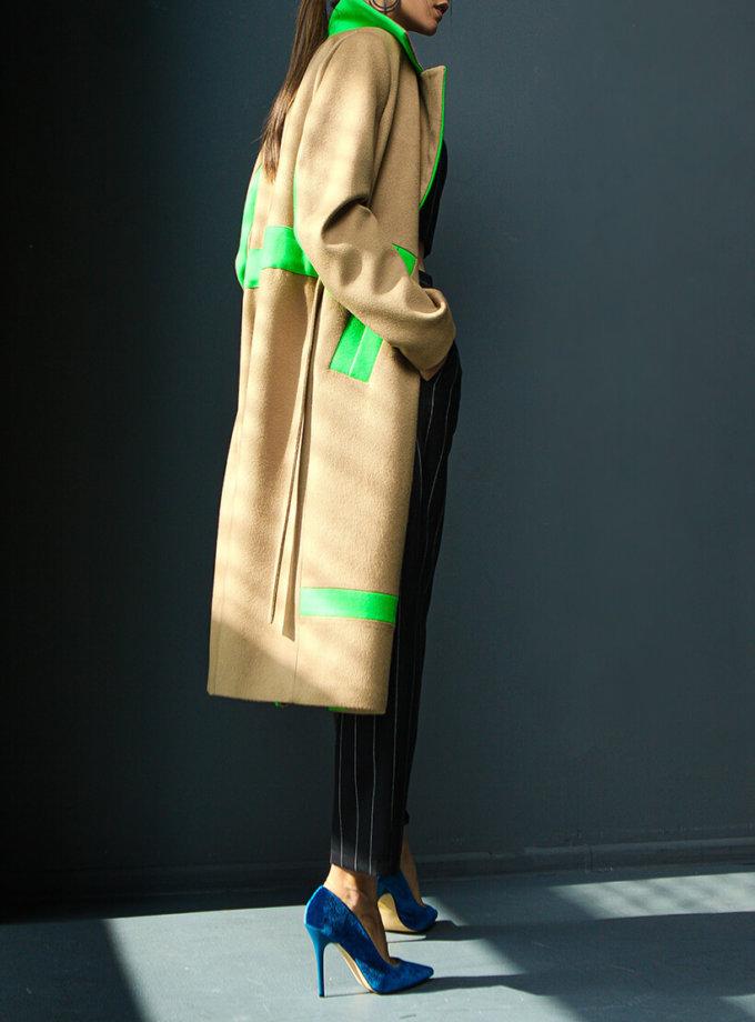 Пальто из кашемира TBC_20084w_002, фото 1 - в интернет магазине KAPSULA