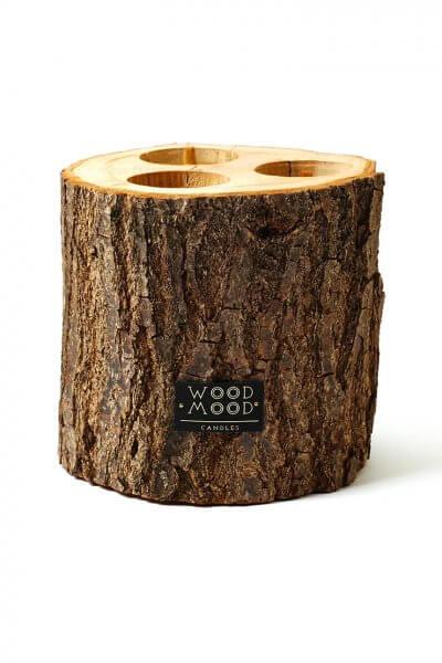 Свеча в дереве 3-в-1 WM_rocky_3-in-1, фото 1 - в интеренет магазине KAPSULA