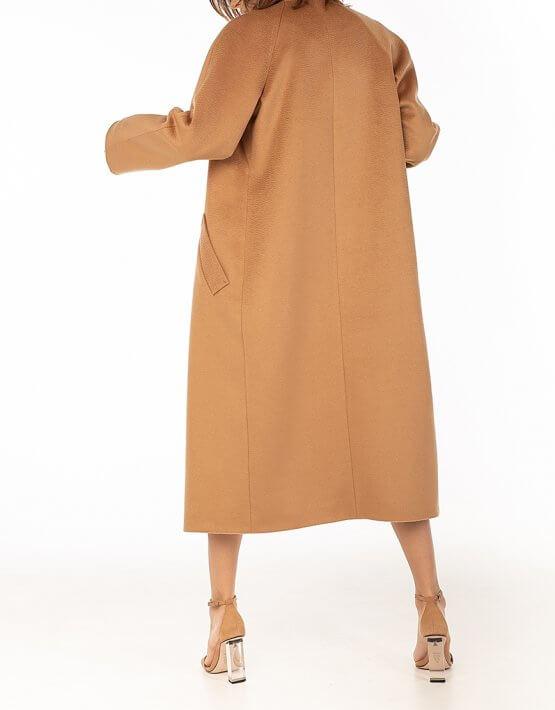 Пальто из кашемира с поясом Bronze WNDR_Fw1920_cshb_11_bronze, фото 5 - в интеренет магазине KAPSULA