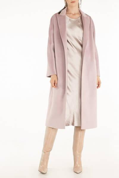 Пальто из кашемира с поясом Lilac WNDR_Fw1920_cshwp_11_purple, фото 1 - в интеренет магазине KAPSULA