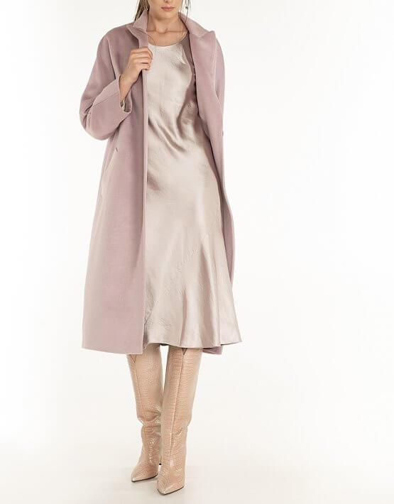 Пальто из кашемира с поясом Lilac WNDR_Fw1920_cshwp_11_purple, фото 5 - в интеренет магазине KAPSULA