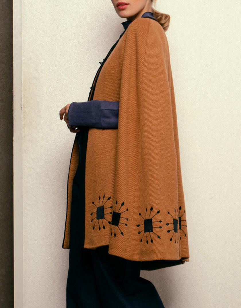 Кейп из шерсти NM_K1, фото 1 - в интернет магазине KAPSULA