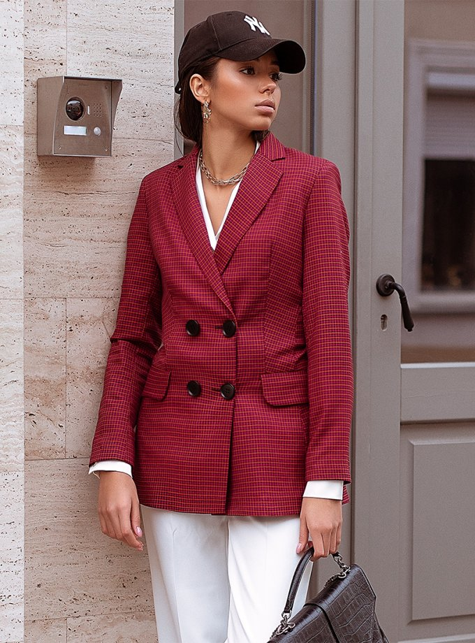 Жакет Kendal из шерсти MC_MY1121-2, фото 1 - в интернет магазине KAPSULA
