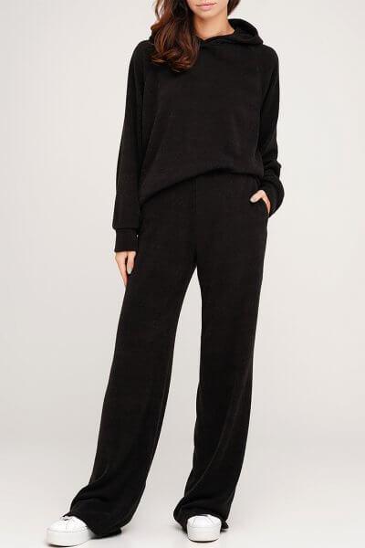 Широкие брюки из шерсти AY_3059, фото 1 - в интеренет магазине KAPSULA