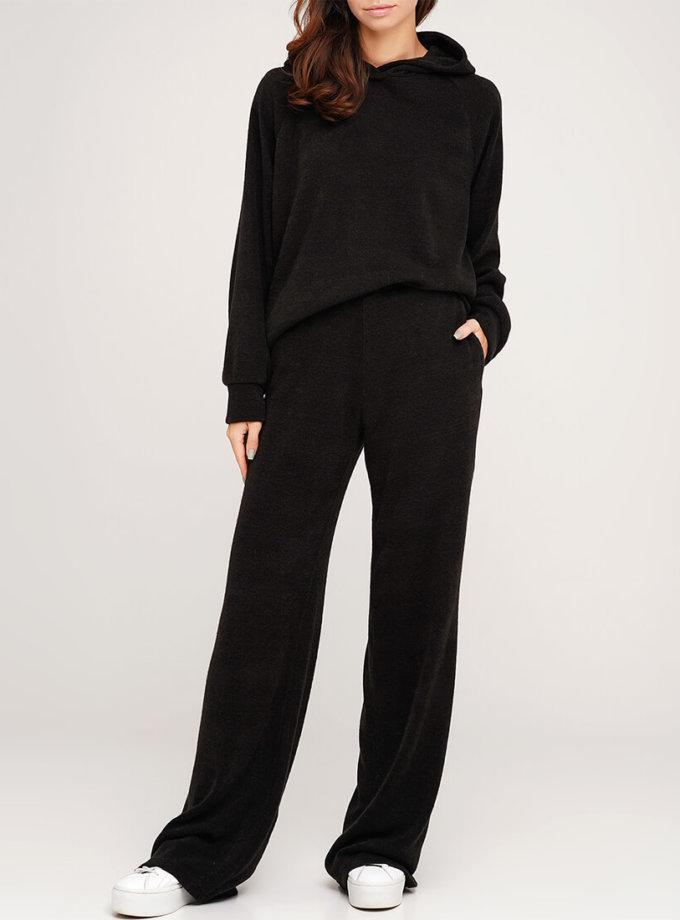 Широкие брюки из шерсти AY_3059, фото 1 - в интернет магазине KAPSULA