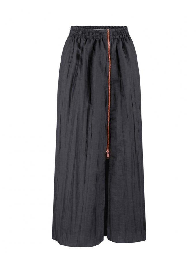 Юбка миди на молнии SAYYA_FW1070, фото 1 - в интеренет магазине KAPSULA
