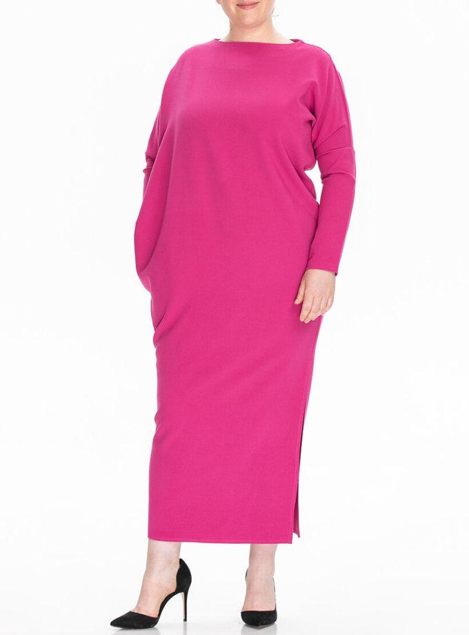 Асимметричное платье ALOT_100442, фото 1 - в интеренет магазине KAPSULA