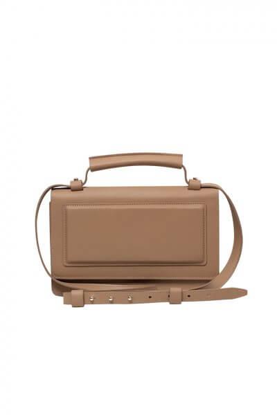 Кожаная сумка BONY KLNA_BN2-taup, фото 1 - в интеренет магазине KAPSULA