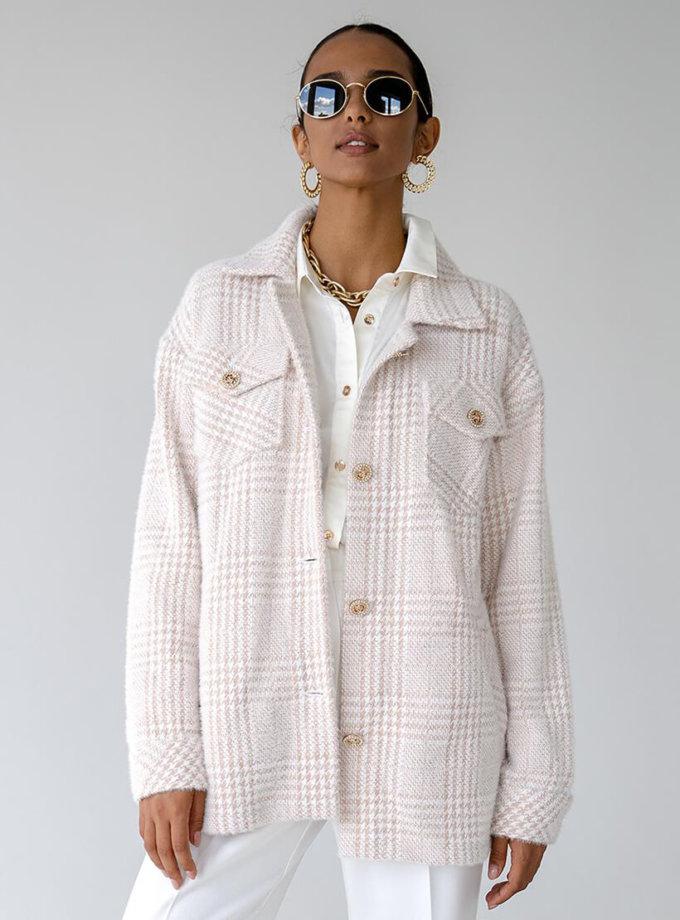 Теплая рубашка Kendal из шерсти MC_MY0721, фото 1 - в интеренет магазине KAPSULA