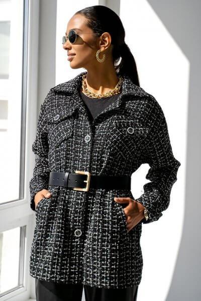 Теплая рубашка Naomi  из шерсти MC_MY0921, фото 1 - в интеренет магазине KAPSULA