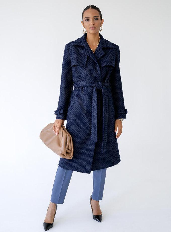 Пальто Royal из шерсти MC_MY1521, фото 1 - в интеренет магазине KAPSULA