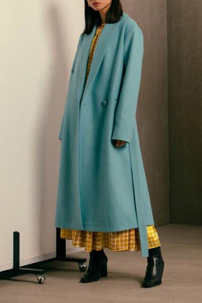 Пальто из шерсти на подкладе NM_393, фото 1 - в интеренет магазине KAPSULA