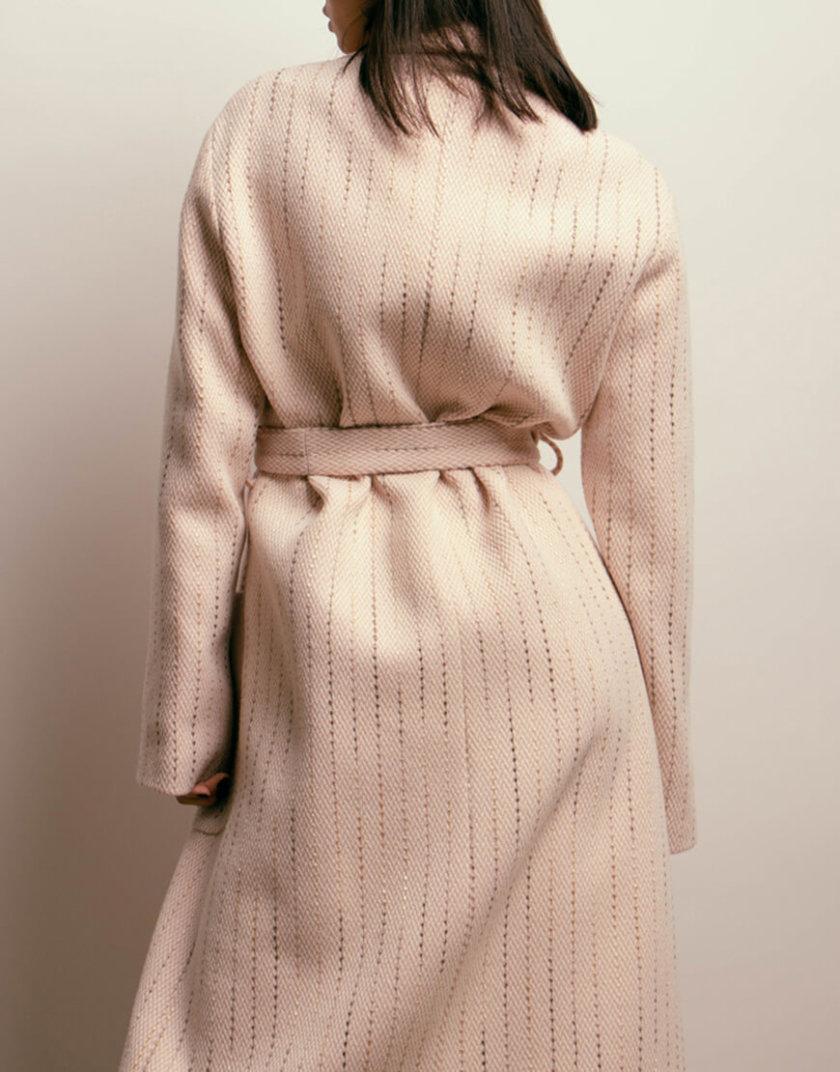 Пальто з вовни на підкладці NM_395, фото 1 - в интернет магазине KAPSULA