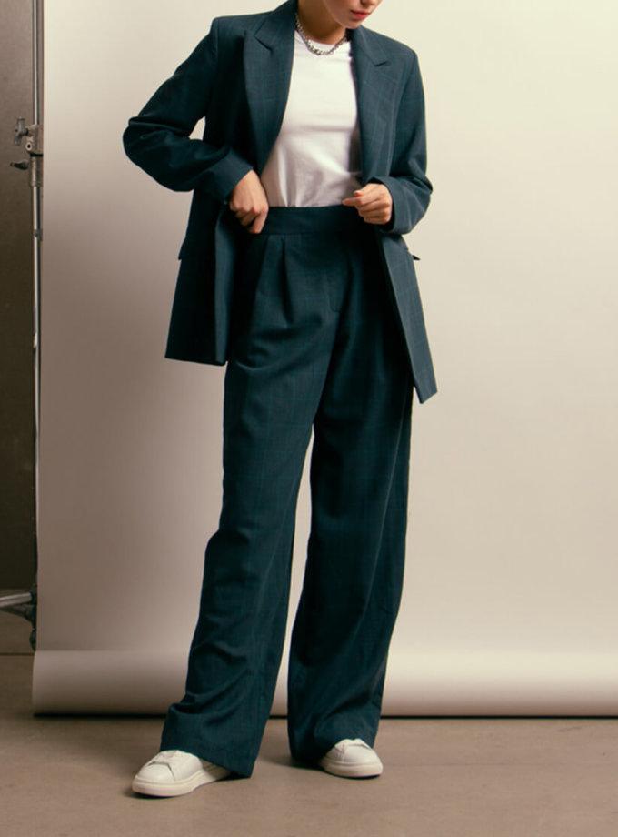 Жакет из шерсти на подкладе NM_415, фото 1 - в интеренет магазине KAPSULA