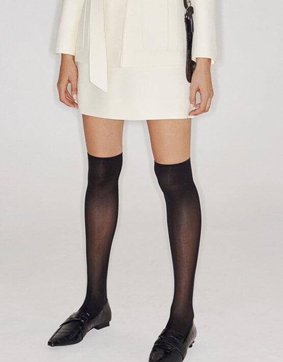 Юбка из шерсти JANE SAYYA_FW1067-1, фото 2 - в интеренет магазине KAPSULA