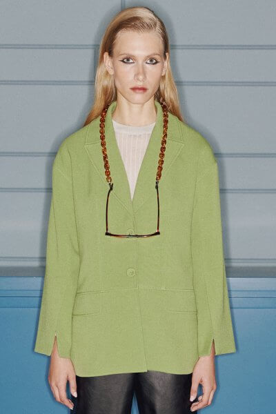 Жакет-рубашка из шерсти SAYYA_FW1080, фото 1 - в интеренет магазине KAPSULA
