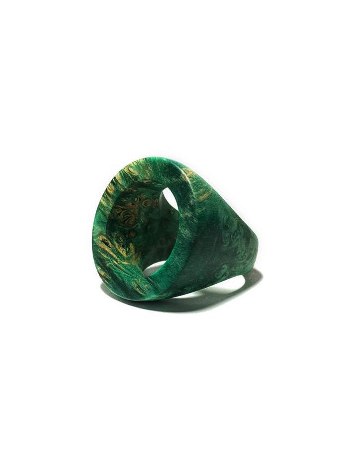 Кольцо из дерева Kolo SWJ_SW_RI_2, фото 1 - в интеренет магазине KAPSULA