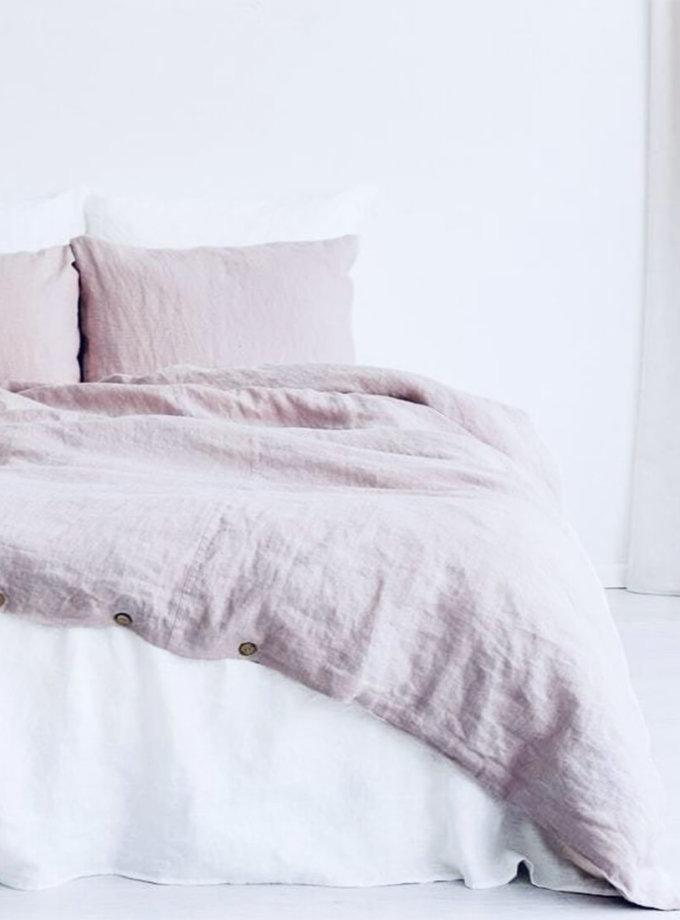 Двуспальный кoмплект из смягченного льна LOFT PALE ROSE MRND_k_g_3_1,5_two, фото 1 - в интеренет магазине KAPSULA