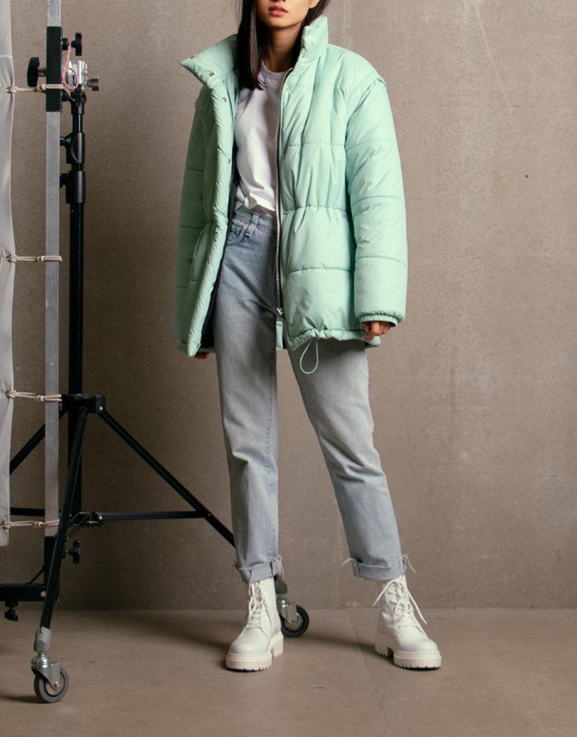 Стеганная куртка трансформер NM_423Т, фото 1 - в интеренет магазине KAPSULA