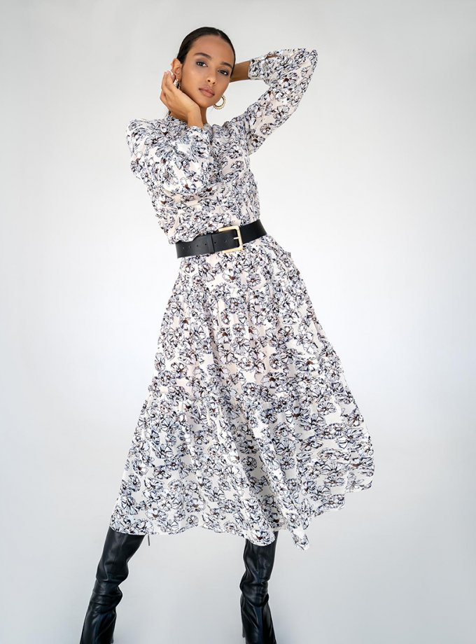 Платье Victoria на подкладке MC_MY1721, фото 1 - в интеренет магазине KAPSULA