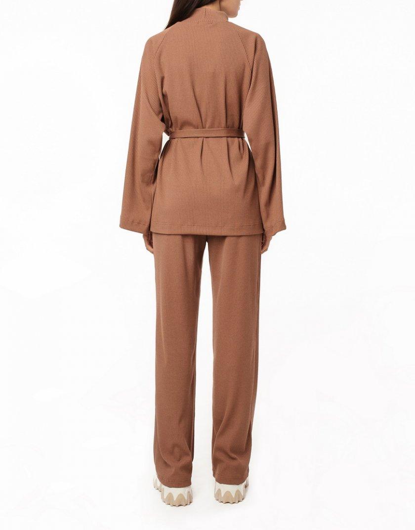 Трикотажный костюм из хлопка MGN_1941К, фото 1 - в интернет магазине KAPSULA