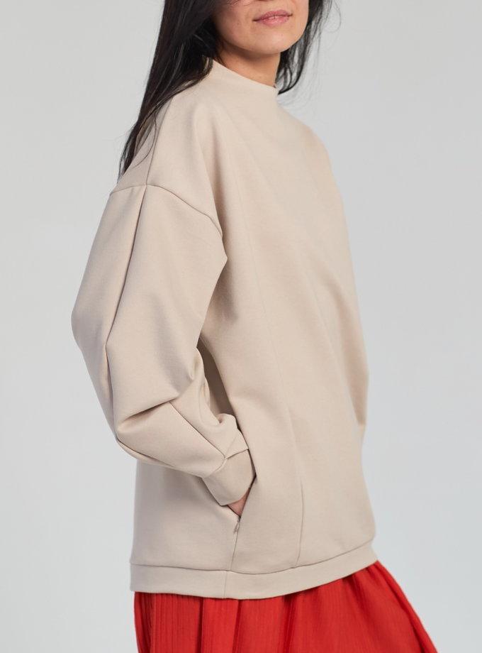 Свитшот ONION с карманами FRM_XIM_04C_С, фото 1 - в интернет магазине KAPSULA