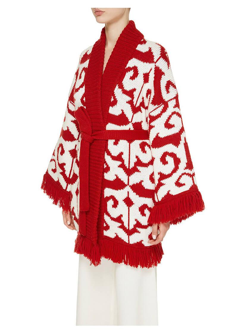 Укороченное пальто из шерсти NTK_polumya, фото 1 - в интеренет магазине KAPSULA
