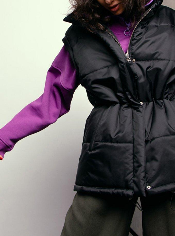 Стеганная куртка трансформер NM_423, фото 1 - в интеренет магазине KAPSULA
