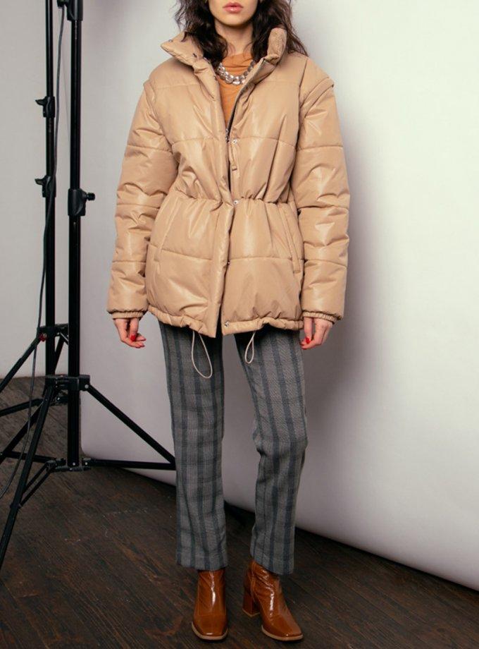 Стеганная куртка трансформер NM_424, фото 1 - в интеренет магазине KAPSULA