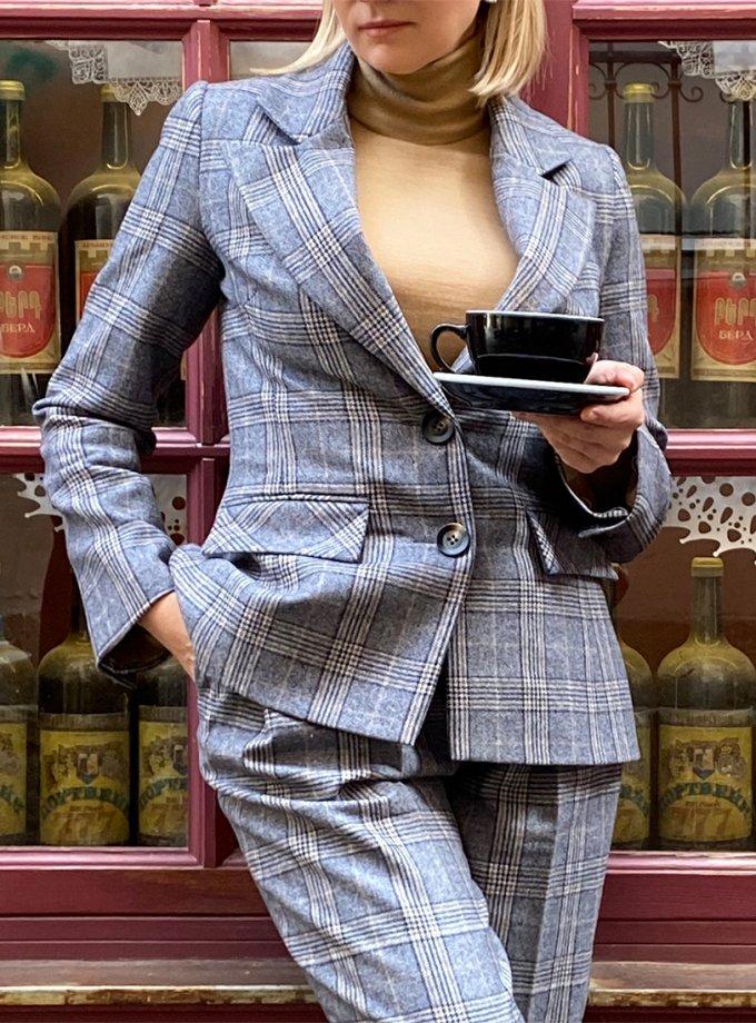 Жакет из шерсти Colibri SOL_SOW_2020SJ07, фото 1 - в интеренет магазине KAPSULA