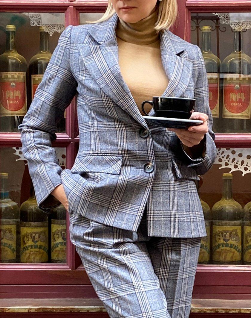 Жакет из шерсти Colibri SOL_SOW_2020SJ07, фото 1 - в интернет магазине KAPSULA