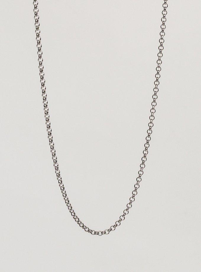 Серебряная цепь Колосок CY_VR025А01R-9, фото 1 - в интеренет магазине KAPSULA