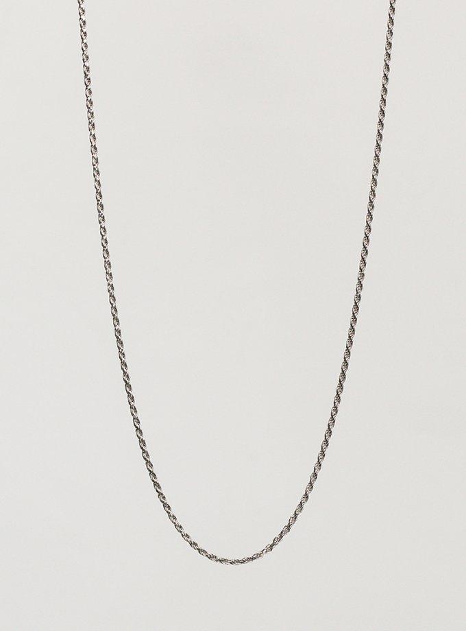 Серебряная цепь плетения Шопард CY_GRX035А01R-9, фото 1 - в интеренет магазине KAPSULA