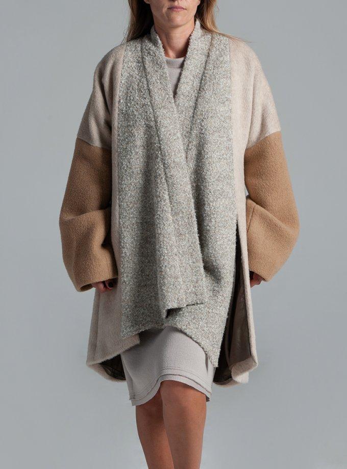 Пальто из шерсти REYHAM FRM_SMN_07А_I, фото 1 - в интеренет магазине KAPSULA