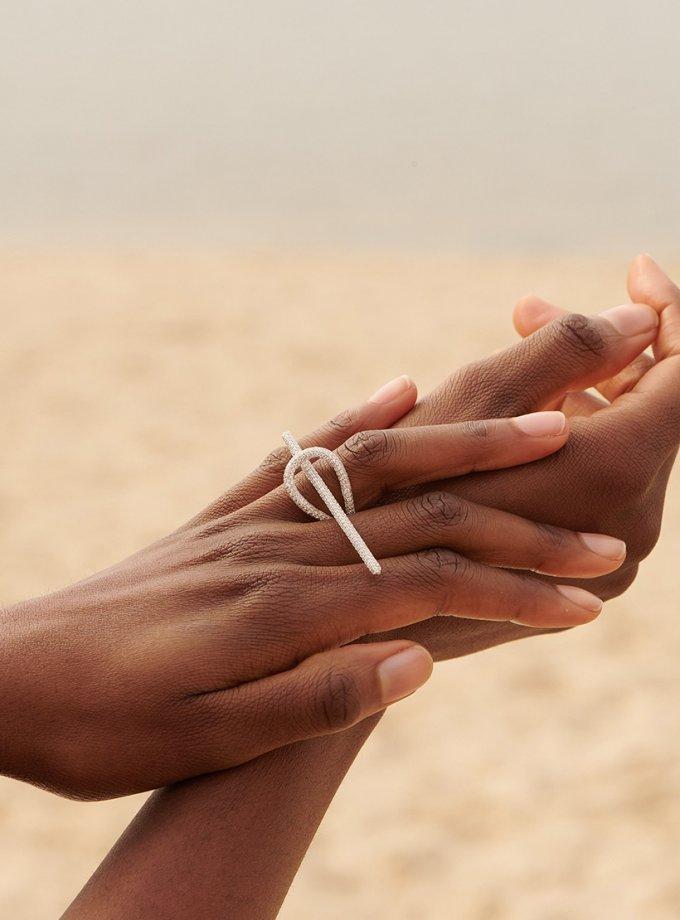 Серебряное кольцо FUTURE с фианитами AA_3K089-0004, фото 1 - в интеренет магазине KAPSULA
