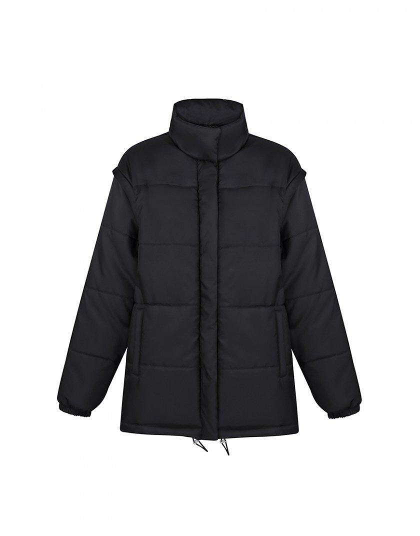 Стеганная куртка трансформер NM_423, фото 1 - в интернет магазине KAPSULA