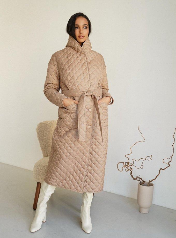 Утепленное пальто-пуховик Koya MC_MY2021-3, фото 1 - в интеренет магазине KAPSULA