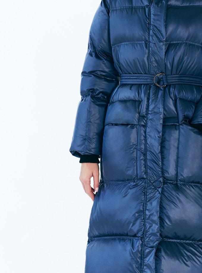 Пуховик Sport blue MRCH_Aqua-21-8_b, фото 1 - в интеренет магазине KAPSULA