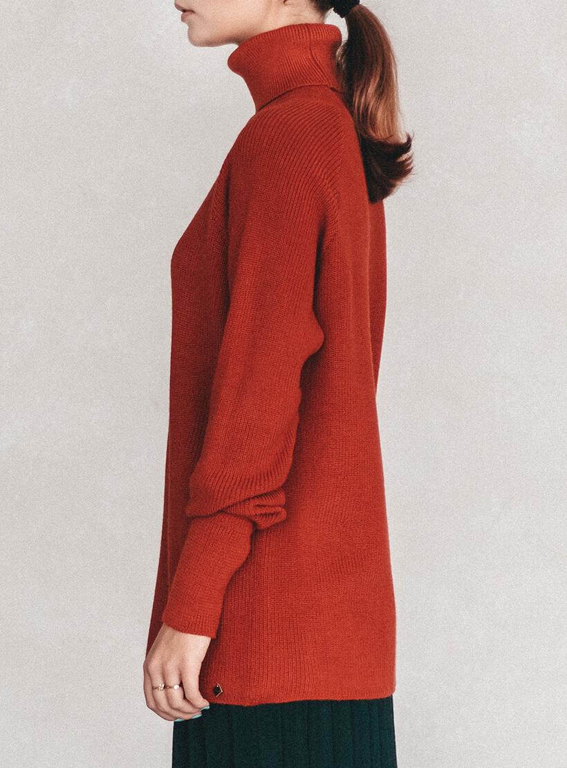 Свитер из шерсти с рукавом реглан NBL_2011-SWRAGWOOLOR, фото 1 - в интернет магазине KAPSULA