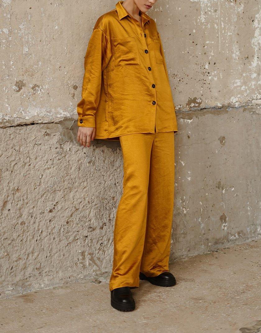 Широкие брюки свободного кроя NVL_FW2020_10, фото 1 - в интеренет магазине KAPSULA