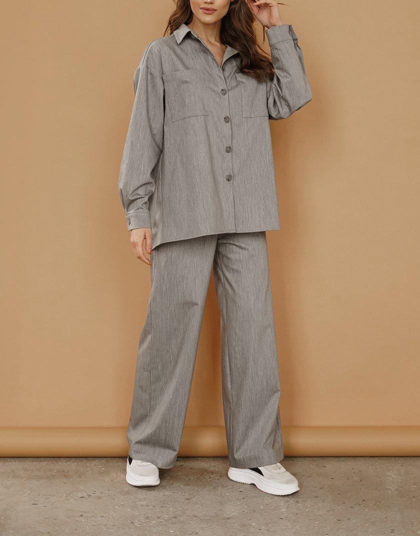Рубашка из шерсти NVL_FW2020_9, фото 1 - в интеренет магазине KAPSULA
