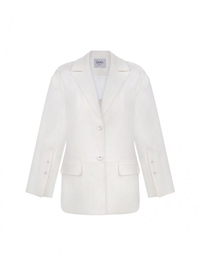 Жакет-рубашка из шерсти SAYYA_FW1080-1, фото 1 - в интеренет магазине KAPSULA