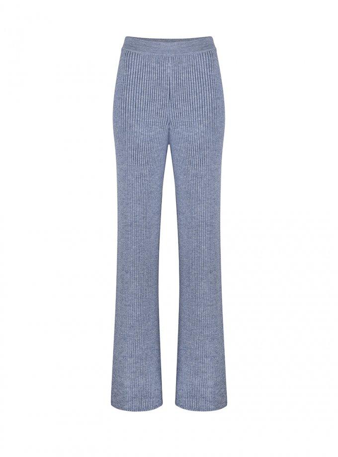 Вязанные брюки из шерсти SAYYA_FW1084-2, фото 1 - в интеренет магазине KAPSULA